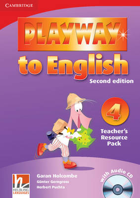 Playway to English Level 4 Teacher's Resource Pack with Audio CD: Level 4 (Mixed media product)