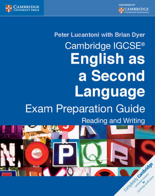 Cambridge IGCSE English as a Second Language Exam Preparation Guide: Reading and Writing - Cambridge International Examinations (Paperback)