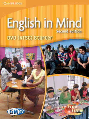 English in Mind Starter Level DVD (NTSC) (DVD video)