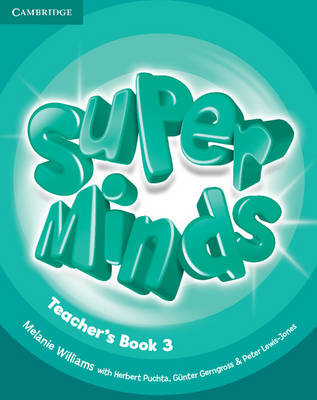 Super Minds Level 3 Teacher's Book (Paperback)
