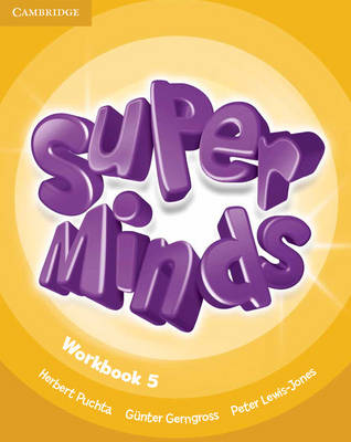 Super Minds Level 5 Workbook (Paperback)