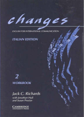 Changes 2 Workbook Italian edition: Workbook: English for International Communication - Changes (Paperback)