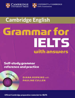 Cambridge Grammar for IELTS Student's Book with Answers and Audio CD (Mixed media product)