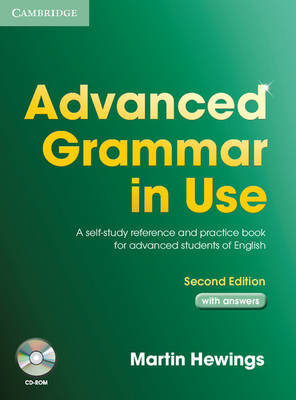 Advanced Grammar in Use With CD ROM (Mixed media product)
