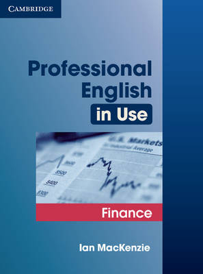 Professional English in Use Finance (Paperback)