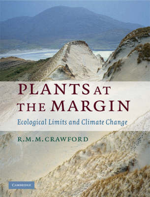 Plants at the Margin: Ecological Limits and Climate Change (Hardback)