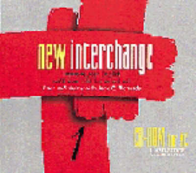 New Interchange 1 CD-ROM for PC: 1: English for International Communication (CD-ROM)
