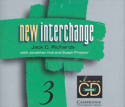 New Interchange Class CD 3: English for International Communication (CD-Audio)