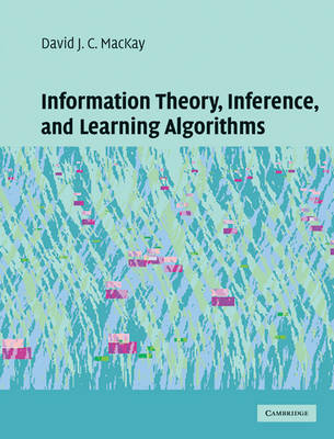 Information Theory, Inference and Learning Algorithms (Hardback)