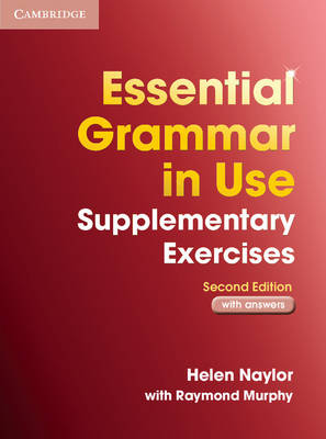 Essential Grammar in Use Supplementary Exercises with Answers (Paperback)