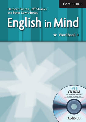 English in Mind 4 Workbook with Audio CD/CD-ROM: Level 4 (Mixed media product)