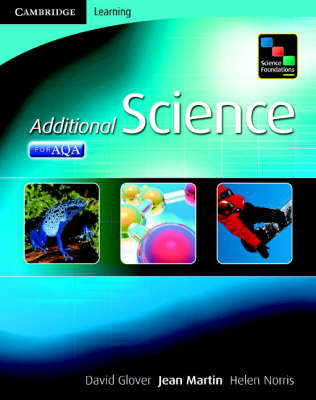 Science Foundations: Additional Science Class Book - Science Foundations (Paperback)