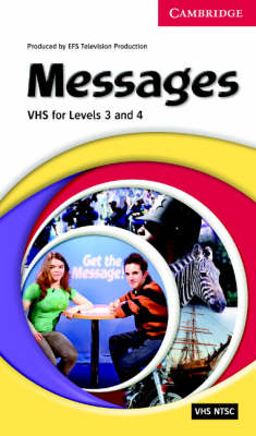 Messages Level 3 and 4 Video VHS NTSC and Activity Booklet: Levels 3 & 4 (Mixed media product)