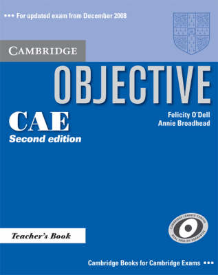 Objective CAE Teacher's Book - Objective (Paperback)