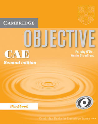 Objective CAE Workbook - Objective (Paperback)