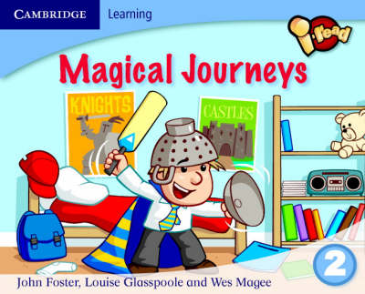 I-read Year 2 Anthology: Magical Journeys: Year 2 - I-read (Paperback)