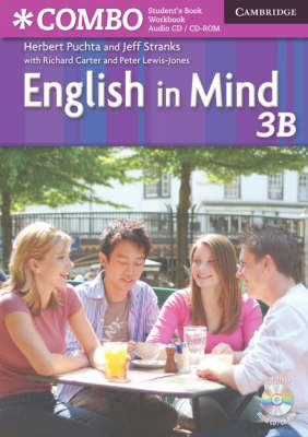 English in Mind Level 3B Combo with Audio CD/CD-ROM: Level 3B (Mixed media product)