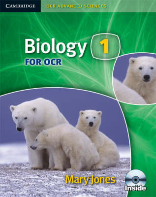 Biology 1 for OCR - Cambridge OCR Advanced Sciences (Mixed media product)