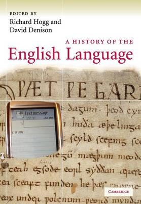 A History of the English Language (Paperback)