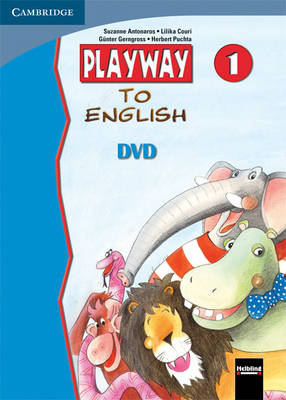 Playway to English Level 1 Stories DVD PAL and NTSC: Level 1 (DVD video)