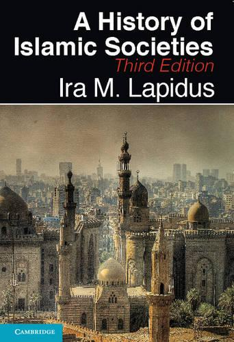 A History of Islamic Societies (Paperback)