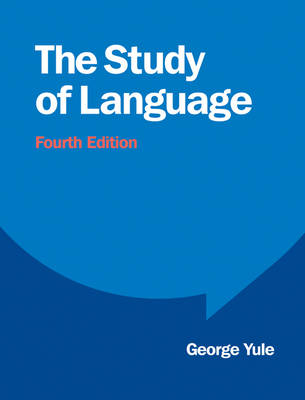 The Study of Language (Paperback)