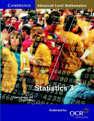 Statistics 3 and 4 for OCR - Cambridge Advanced Level Mathematics (Paperback)