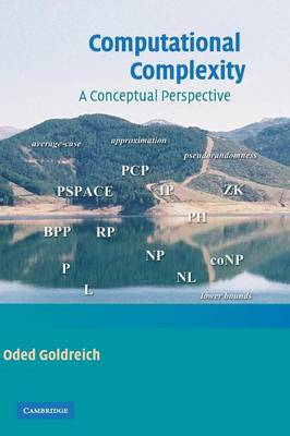 Computational Complexity: A Conceptual Perspective (Hardback)