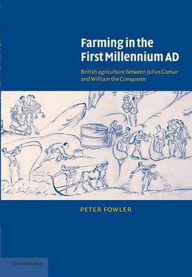 Farming in the First Millennium AD: British Agriculture between Julius Caesar and William the Conqueror (Paperback)