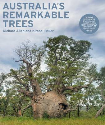 Australia's Remarkable Trees (Hardback)
