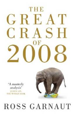The Great Crash of 2008 (Paperback)