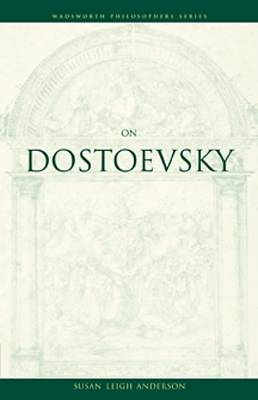 On Dostoevsky (Paperback)