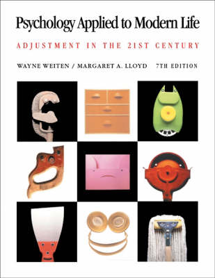 Psychology Applied to Modern Life: Adjustment in the 21st Century (Hardback)