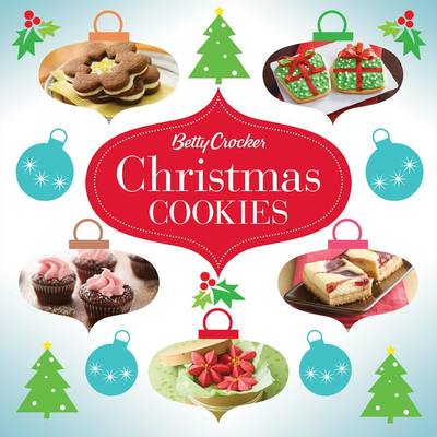 Betty Crocker Christmas Cookies (Paperback)