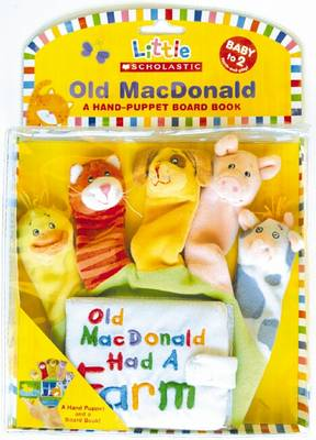 Old Macdonald - Hand Puppet Board Books (Mixed media product)