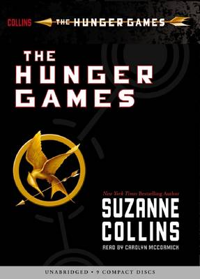 The Hunger Games - Hunger Games 01 (CD-Audio)