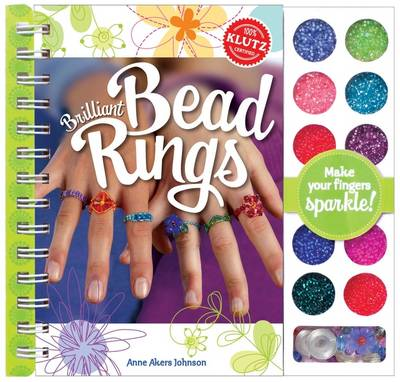 Brilliant Bead Rings - Klutz (Multiple copy pack)
