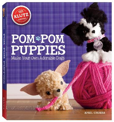Pom-Pom Puppies - Klutz (Mixed media product)
