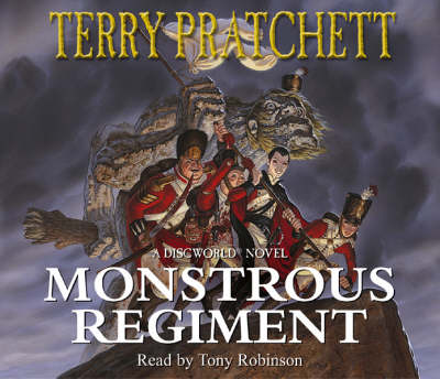 Monstrous Regiment - Discworld Novels 31 (CD-Audio)