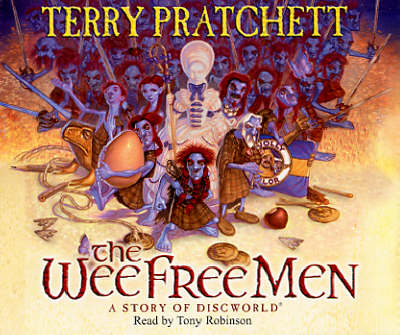 The Wee Free Men - Discworld Novel 30 (CD-Audio)