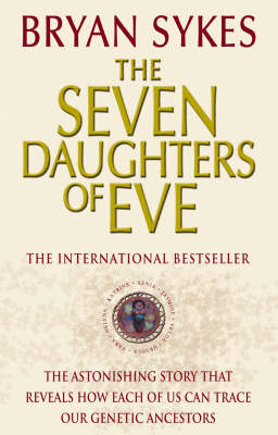 The Seven Daughters of Eve (Paperback)
