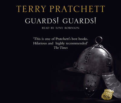 Guards! Guards! - Discworld Novels 8 (CD-Audio)
