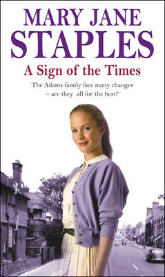 A Sign of the Times - The Adams Family 28 (Paperback)