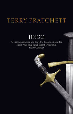 Jingo: (Discworld Novel 21) - Discworld Novels 21 (Paperback)