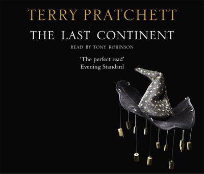 The Last Continent - Discworld Novel 22 (CD-Audio)