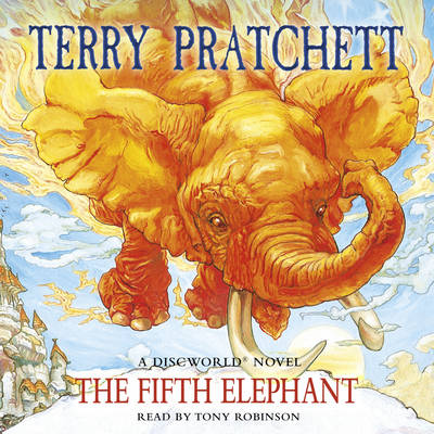 The Fifth Elephant - Discworld Novels 24 (CD-Audio)