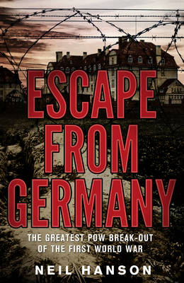 Escape from Germany (Paperback)