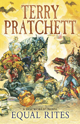 Equal Rites: Discworld Novel 3 - Discworld Novels 3 (Paperback)