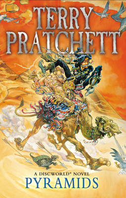 Pyramids: Discworld Novel 7 - Discworld Novels 7 (Paperback)