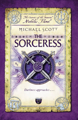The Sorceress: Book 3 - The Secrets of the Immortal Nicholas Flamel 3 (Paperback)